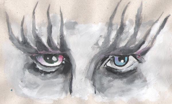 Marilyn Manson by Annabella